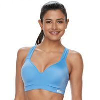FILA SPORT® Bras: Molded Cup High-Impact Sports Bra