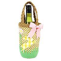 Celebrate Easter Together Easter Basket Wine Cover