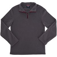 Boys 4-7 French Toast 1/4-Zip Fleece Pullover