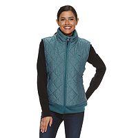 Women's High Sierra Lynn Quilted Insulated Bomber Vest