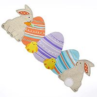 Celebrate Easter Together Bunnies & Eggs Table Runner - 36