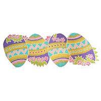 Celebrate Easter Together Beaded Egg Table Runner - 36