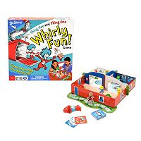 Dr. Seuss Thing Two and Thing One Whirly Fun! Game