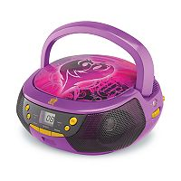 Disney's Descendants CD Boom Box Radio
