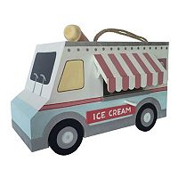 Celebrate Spring Together Ice Cream Truck Birdhouse
