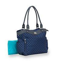Carter's Drop-Front Tote Diaper Bag