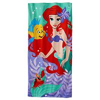 Disney's The Little Mermaid Ariel Beach Towel by Jumping Beans®
