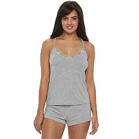 Women's Flora by Flora Nikrooz Pajamas: Amelia Cami Tank Top & Shorts Pajama Set