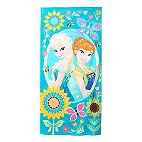 Disney's Frozen Fever Beach Towel by Jumping Beans®