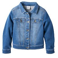 Girls 4-6x SONOMA Goods for Life™ Denim Jacket