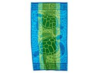 Green Beach Towels