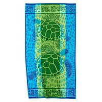 Celebrate Summer Together Turtles Beach Towel