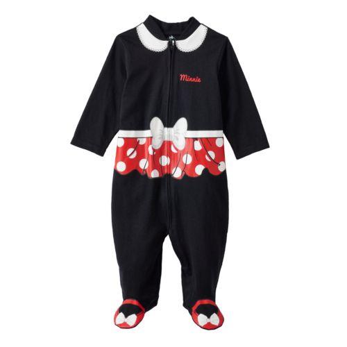 Disney's Minnie Mouse Velour Sleep & Play