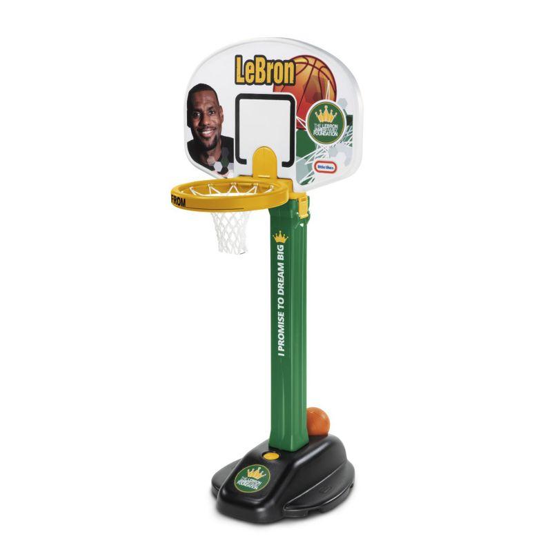 Little Tikes LeBron James Family Foundation Dream Big Basketball Set, Multicolor thumbnail