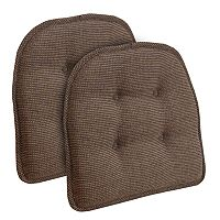 The Gripper Thatcher Tufted Chair Pad 2-pk.