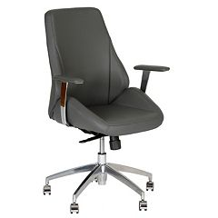 Armen Living Argo Office Chair by