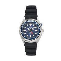 Seiko Men's Prospex Kinetic Dive Watch - SUN065