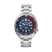 Seiko Men's Prospex Stainless Steel Automatic Dive Watch - SRPA21