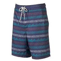 Men's SONOMA Goods for Life™ Stipple Beach Swim Trunks