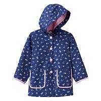 Toddler Girl Carter's Lightweight Floral Transitional Jacket