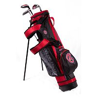 Kids Marvel Avengers 3-5 Years Junior Golf Club & Stand Bag Set