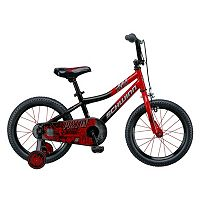 Boys Schwinn Smart Start Bike with Training Wheels