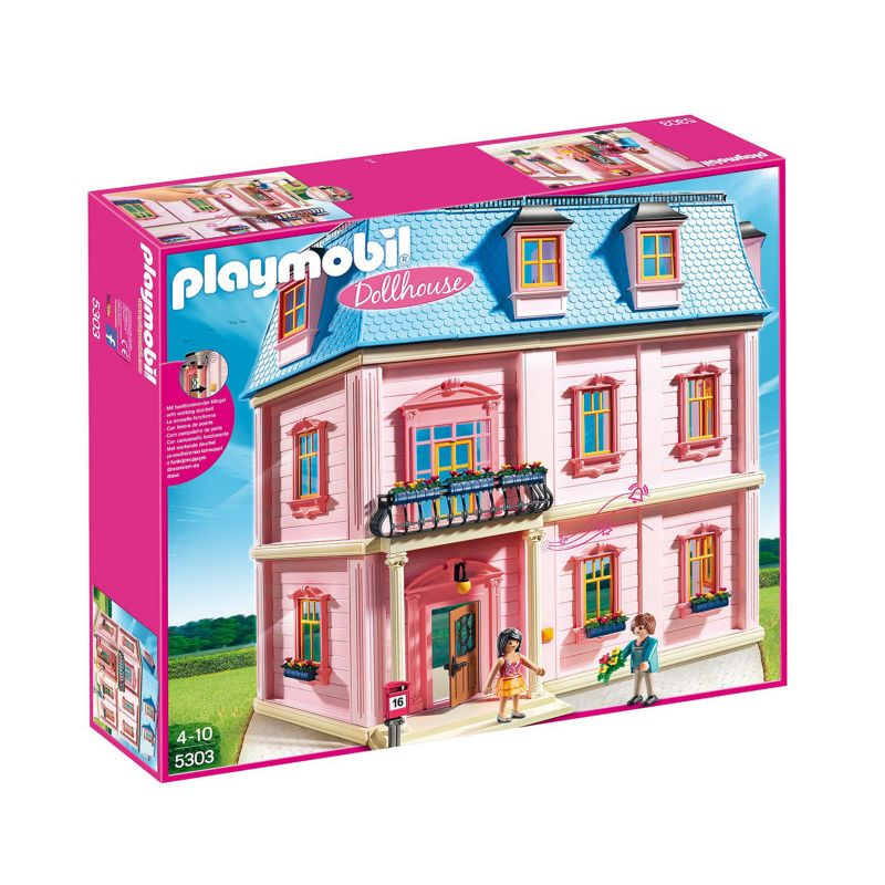 Playmobil Deluxe Dollhouse - 5303, Multicolor