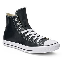 Adult Converse Chuck Taylor All Star Leather High-Top Sneakers by