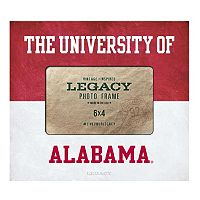 Legacy Athletic Alabama Crimson Tide 4 x 6 Dreams Photo Frame