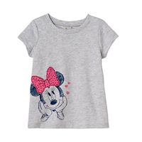 Disney's Minnie Mouse Baby Girl Graphic Tee by Jumping Beans®