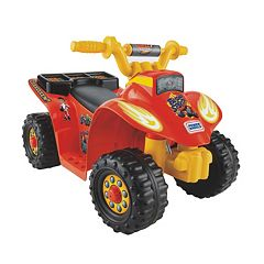 Power Wheels Blaze and the Monster Machines Lil' Quad Ride-On by Fisher-Price by
