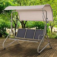 Sunjoy Sunrise Patio Swing