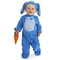 Baby Little Blue Bunny Costume