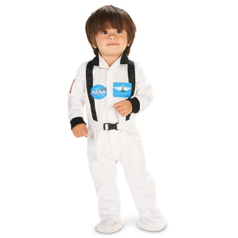 Baby Astronaut Suit Costume, Infant Boy's, Size: 12-18MONTH, Multicolor
