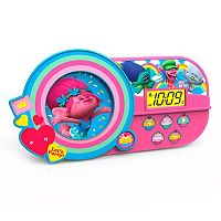 DreamWorks Trolls Night Glow Alarm Clock