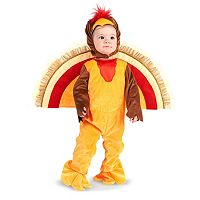 Baby Turkey Tot Trot Costume