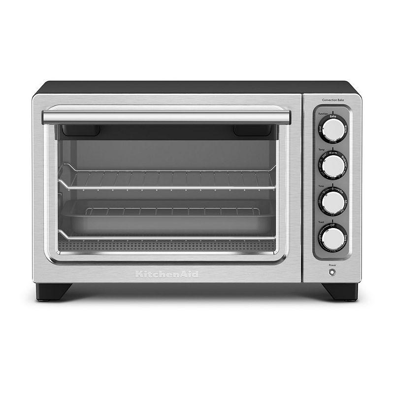 compact countertop oven black kitchenaid kco253bm compact countertop ...