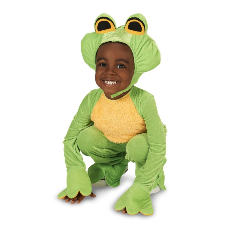 Baby Frog Prince Costume, Infant Boy's, Size: 12-18MONTH, Multicolor