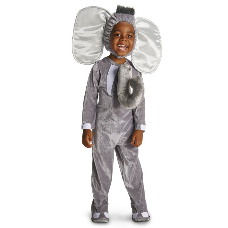 Baby Royal Elephant Prince Costume, Infant Boy's, Size: 18-24MONTH, Multicolor