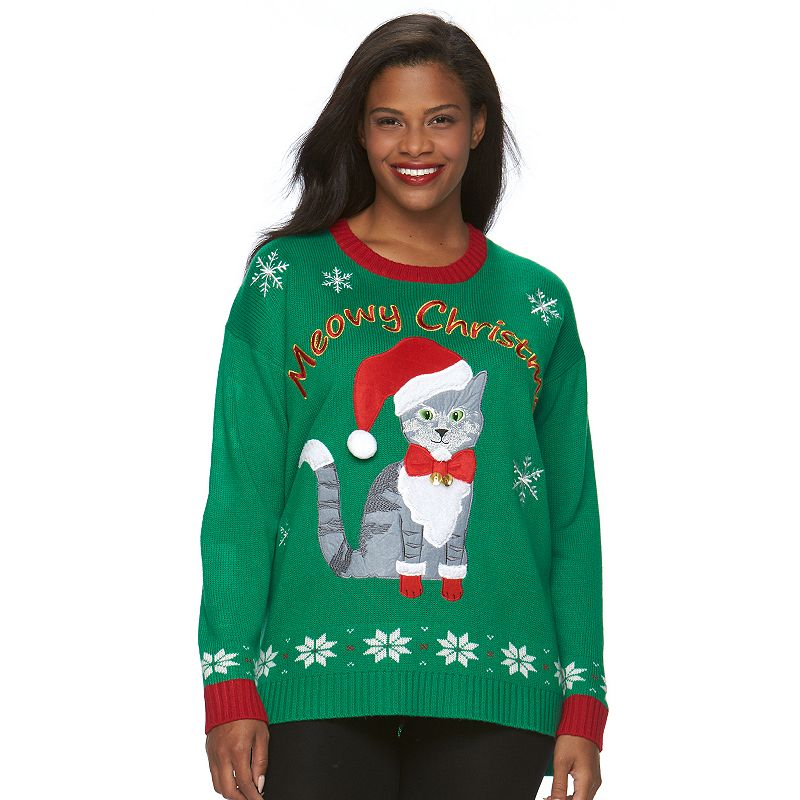 3c5e4535dc3 GET Women  39 s Mermanta Sweater by Tipsy Elves NOW