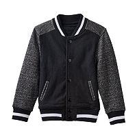 Boys 4-7 No Retreat Varsity Jacket