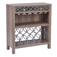 OSP Designs Helena Wine Storage Console