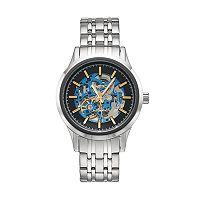 Armitron Men's Automatic Skeleton Watch - 20/5170BLSV