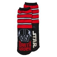 Boys Star Wars Darth Vader Slipper Socks