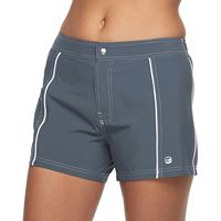 Women's Free Country Woven Swim Shorts