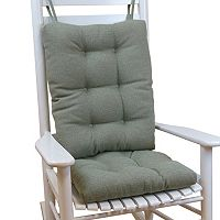 The Gripper Jumbo Rocking Chair Pad 2-pk.