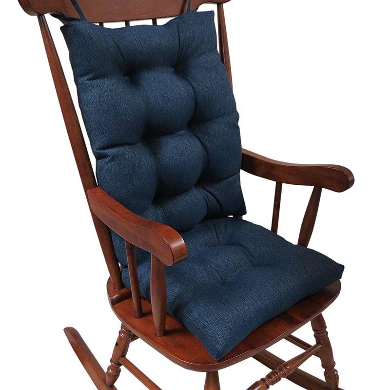 Jumbo Rocking Chair Pads Cushions - Search