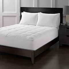 Sharper Image Zip 'N Wash Mattress Pad by