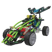 K'NEX 370-pc. Revvin' Racecar 2-in-1 Building Set