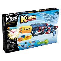 K'NEX 214-pc. K-FORCE K-25X Rotoshot Blaster Building Set